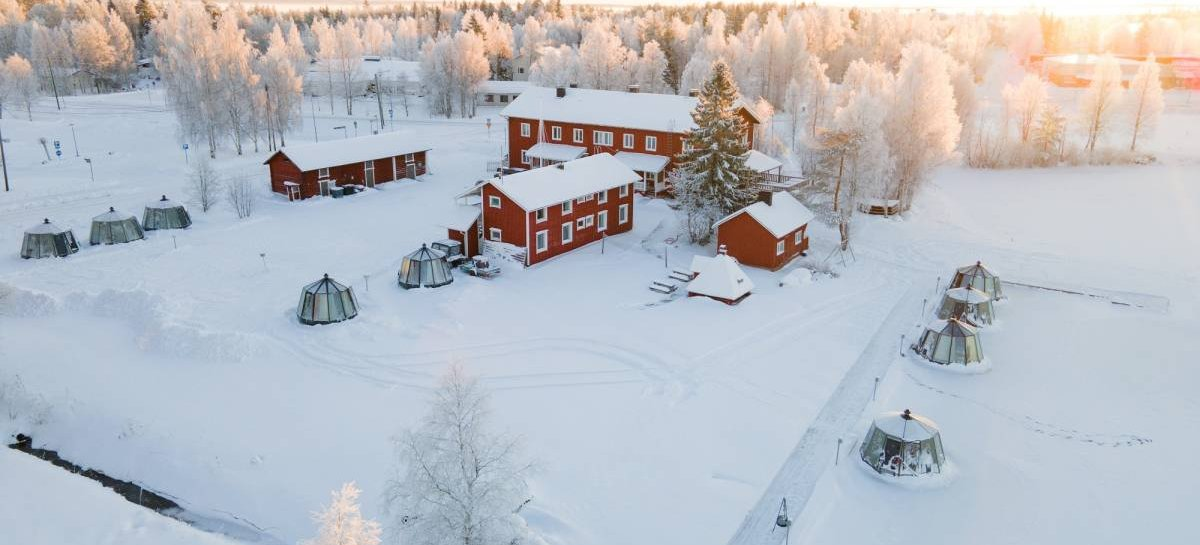Arctic Guesthouse and Igloos, Ranua, Finland