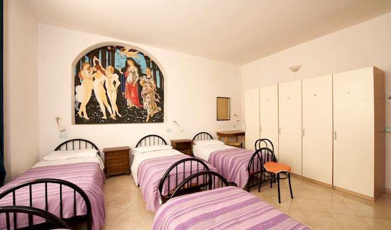 Search availability for the best youth hostels in Florence