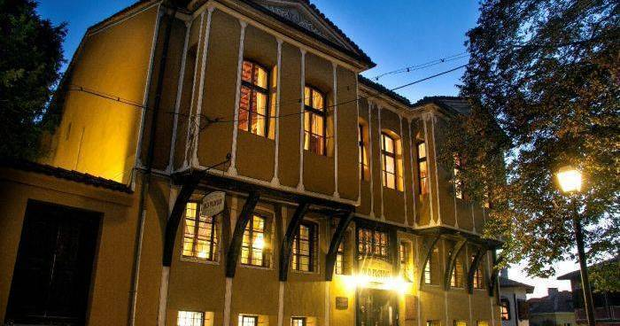Make cheap reservations at a hostel like Hostel Old Plovdiv